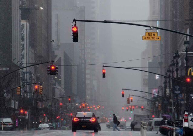 Coronavirus à New York