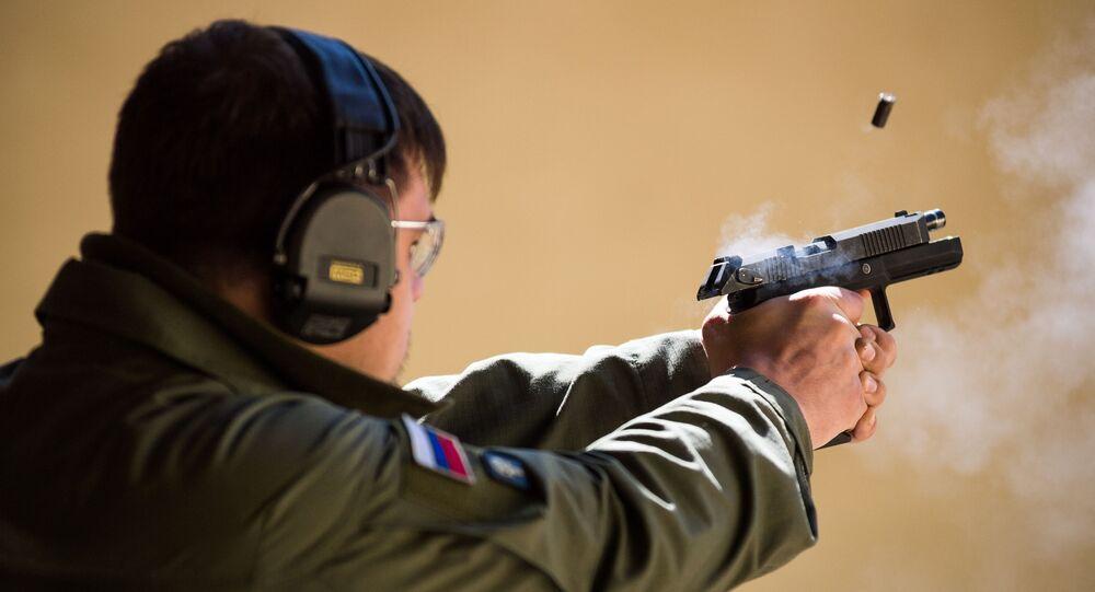 Pistolet Oudav, image d'illustration