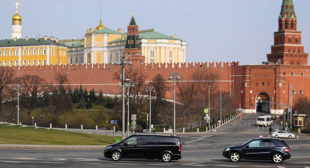 La Russie approche des 200 000 cas détectés — Coronavirus
