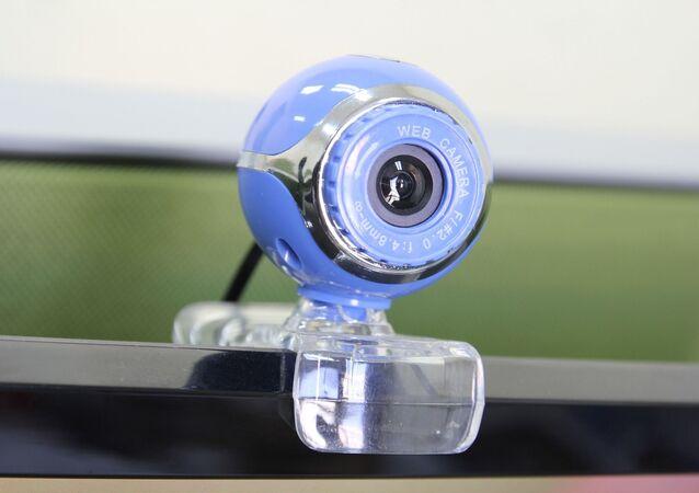 Webcam, image d'illustration
