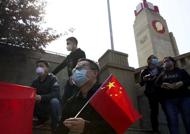 La Chine, image d'illustration