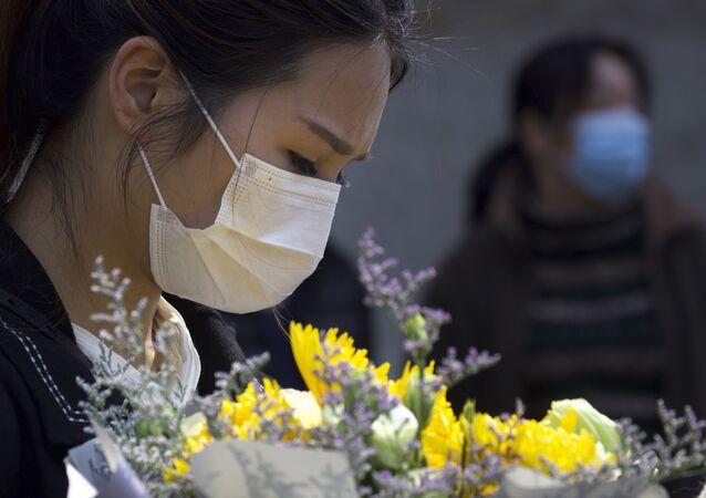 Coronavirus en Chine