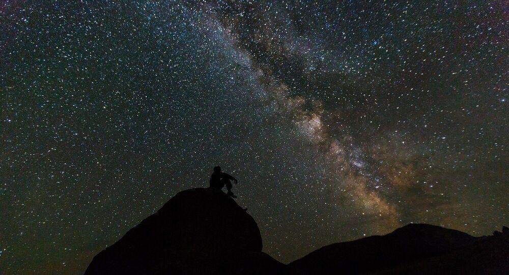 La Voie Lactée (image d'illustration)