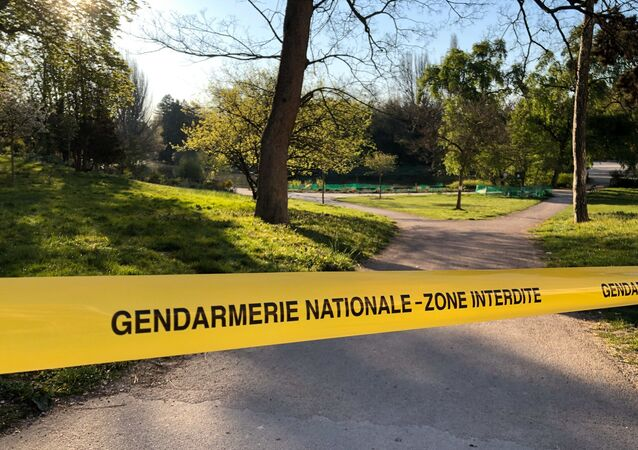 Promenade Bois de Vincennes et le lac de Saint-Mandé interdite