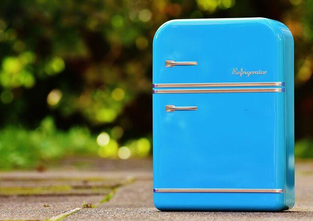Un réfrigérateur