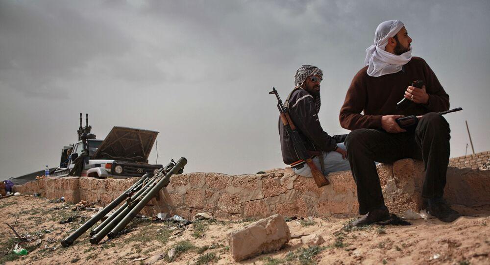 Les forces de l'opposition libyenne (archive photo)