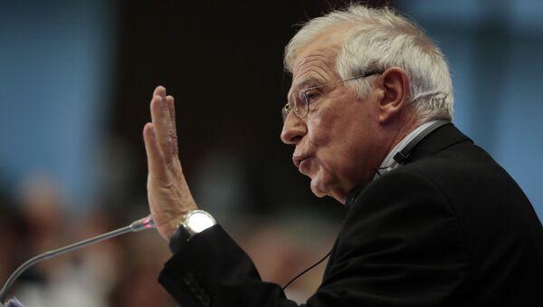 Josep Borrell - Sputnik France