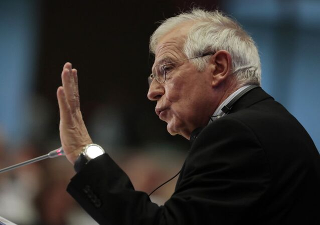 Josep Borrell (photo d'archives)