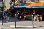 Paris en confinement pendant l'épidémie du Covid-19, 15 arrondissement, 7 avril 2020