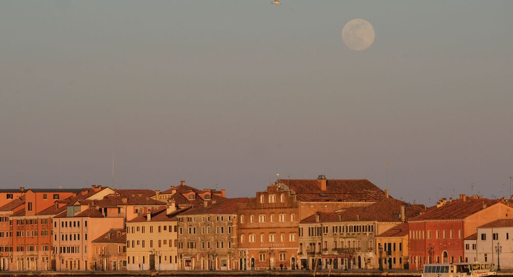 Venise (photo d'archives)