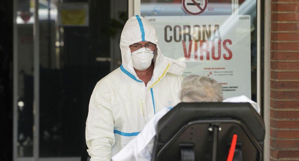 40.000 morts aux États-Unis — Coronavirus