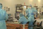 Médecins russes à Bergame