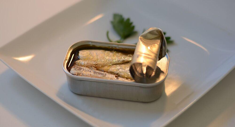 Des lots de sardines en boîte rappelés