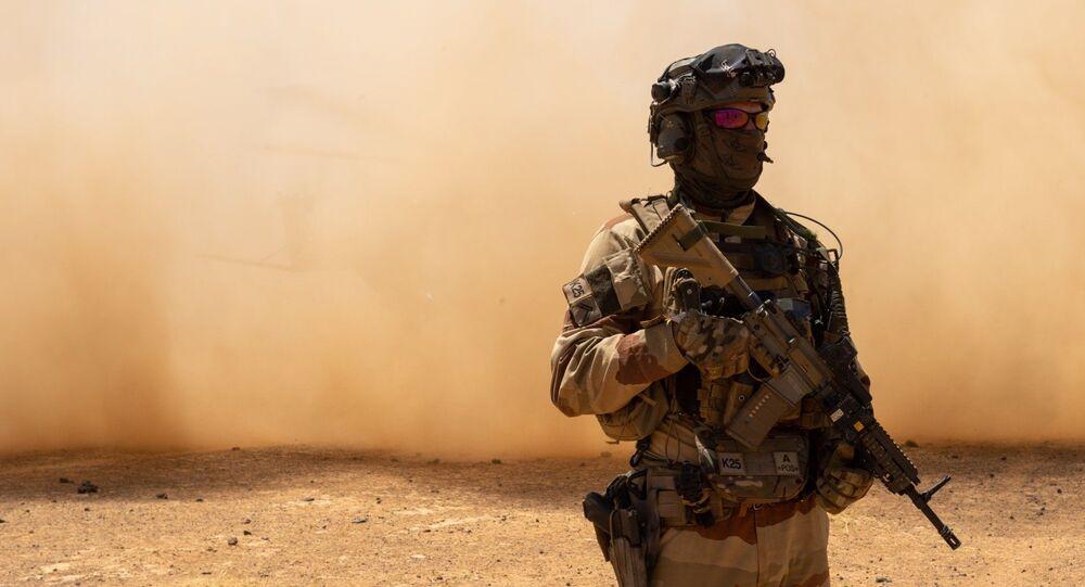 Opération barkhane: GCP au Mali
