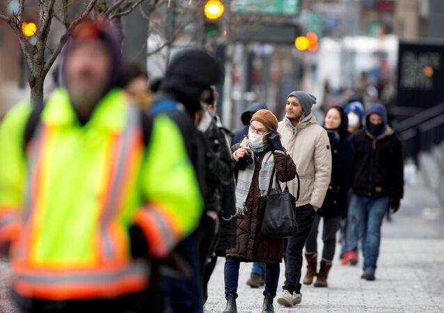 Coronavirus, situation au Québec
