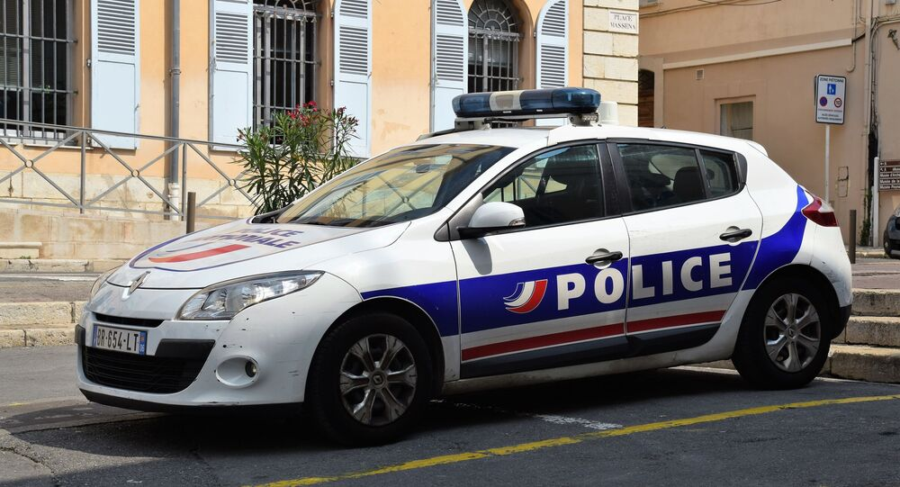 Voiture policière