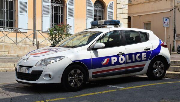 Voiture policière - Sputnik France