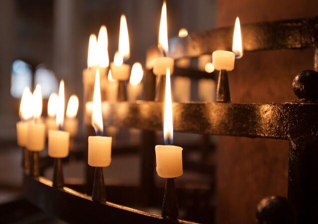 Des bougies (image d'illustration)