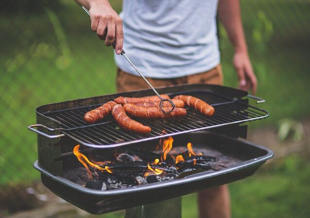 Un barbecue (image d'illustration)