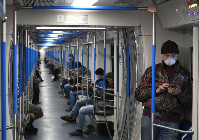 situation autour du coronavirus à Moscou