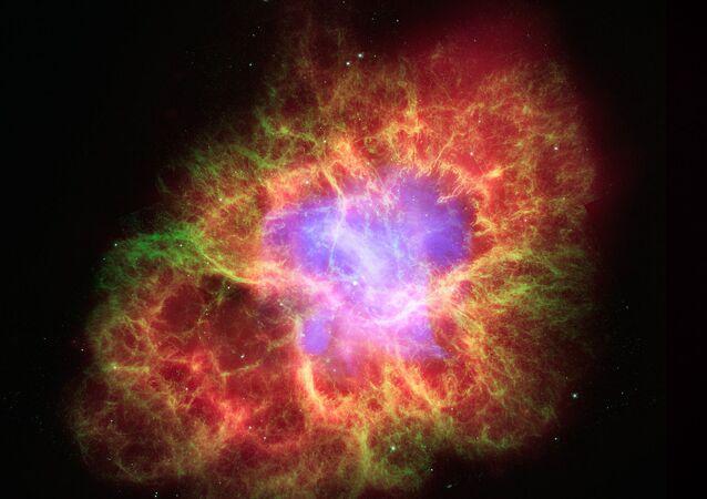 supernova, image d'illustration