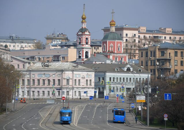 Moscou (archive photo)