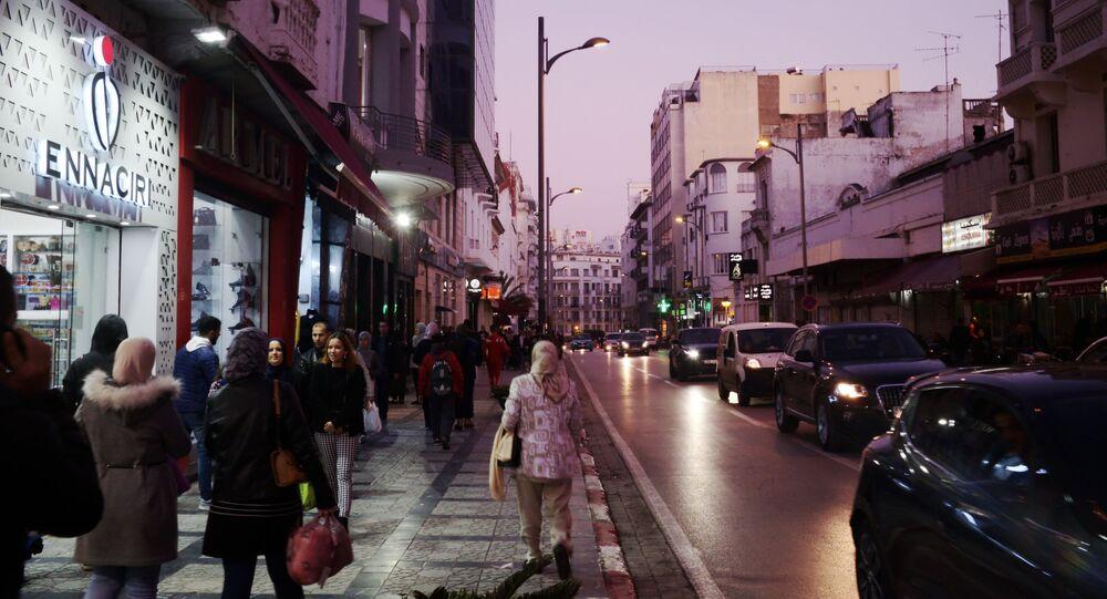 Tanger, image d'illustration