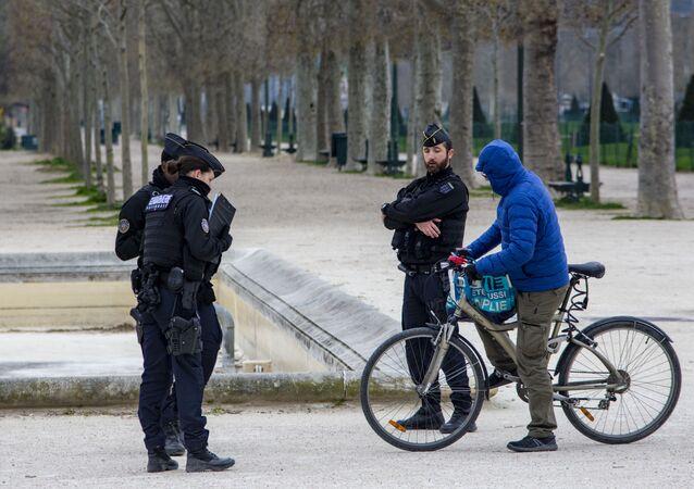 Confinement à Paris