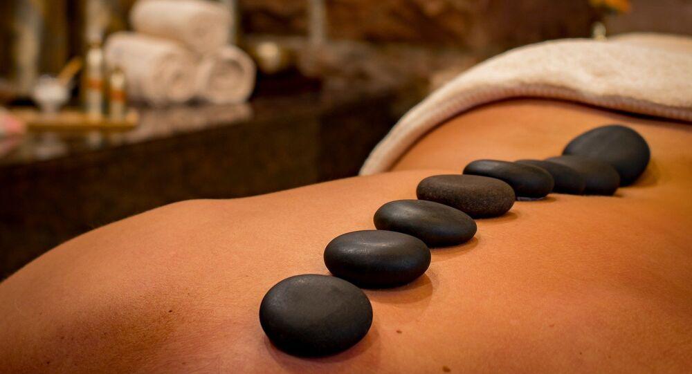 Massage (image d'illustration)
