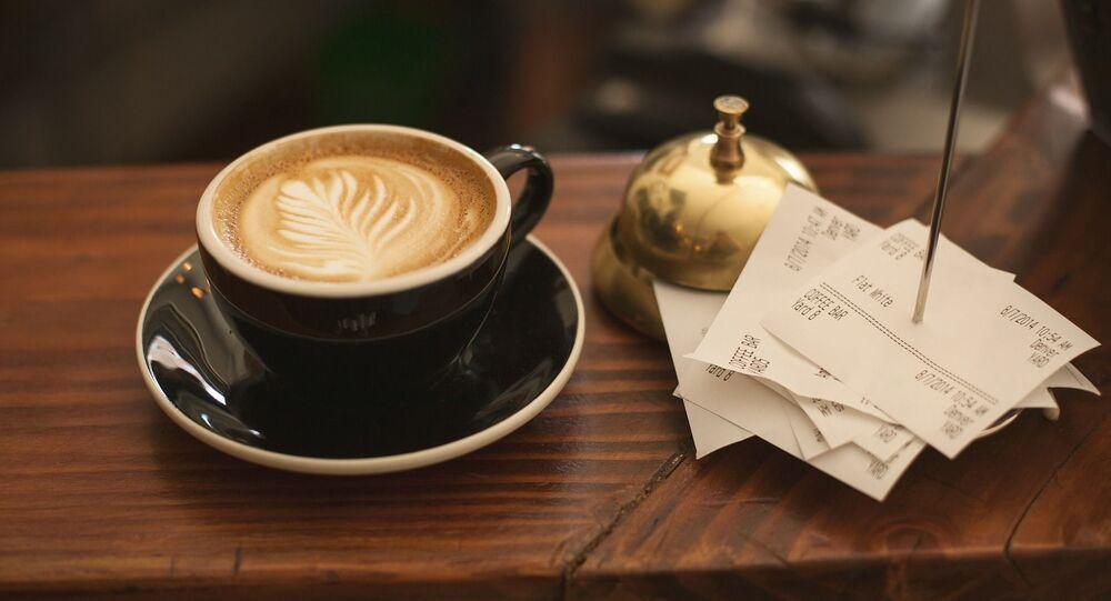 Un café (image d'illustration)