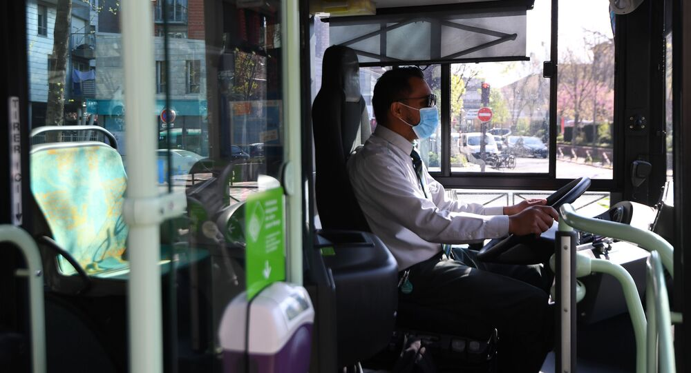 Conducteur de bus