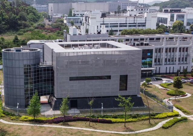 Laboratoire de l'Institut de virologie de Wuhan
