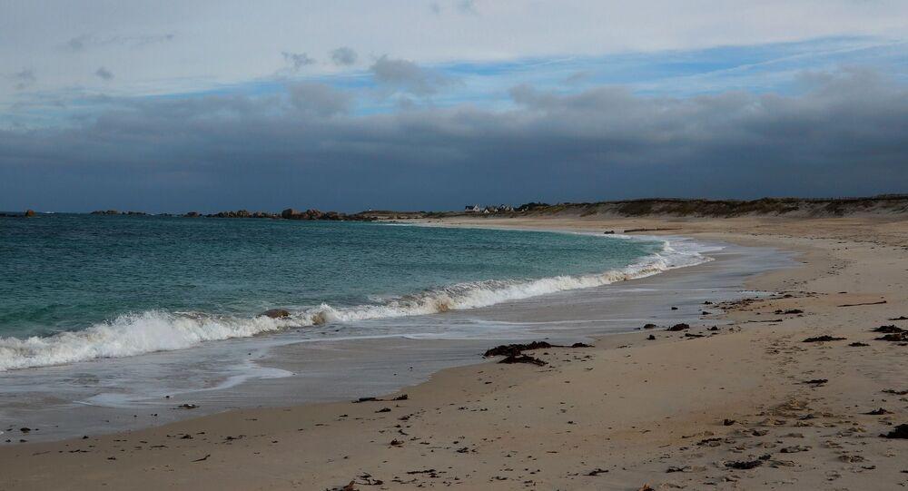 Une plage (image d'illustration)