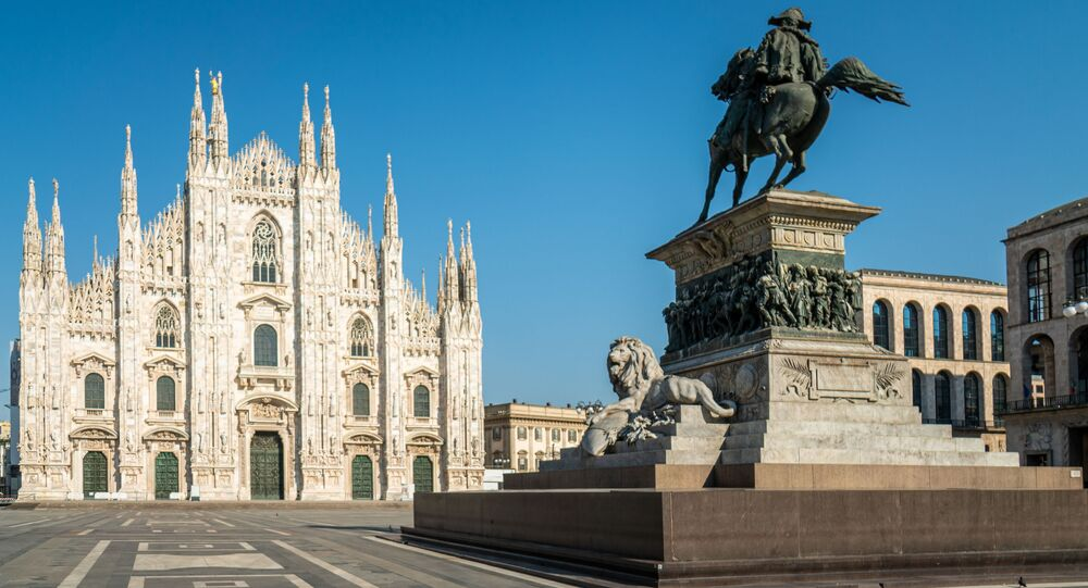 Confinement en Italie