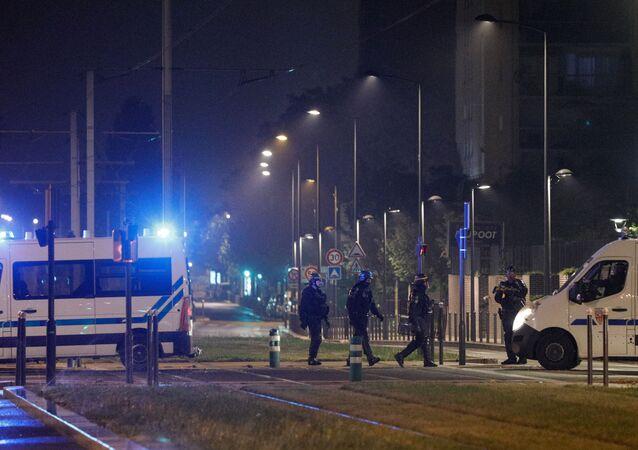 nuit de violences à Villeneuve-la-Garenne
