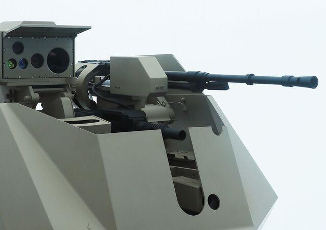 Un module de combat Kalachnikov