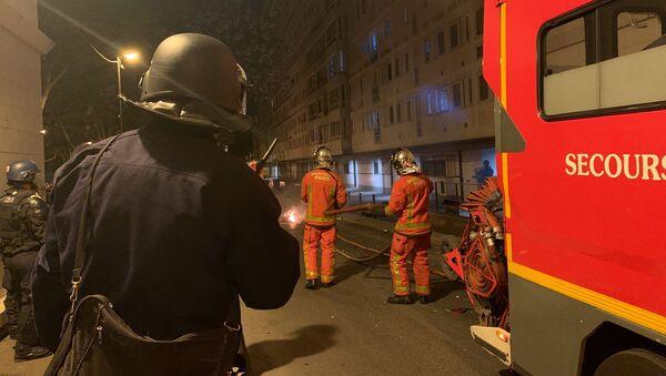 Des sapeurs-pompiers - Sputnik France