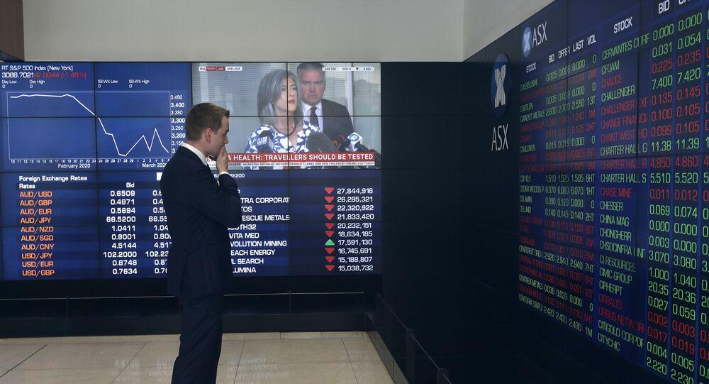 L'Australian Securities Exchange, la principale bourse australienne (Image d'illustration)
