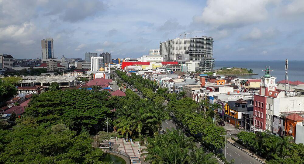 Balikpapan, Indonésie