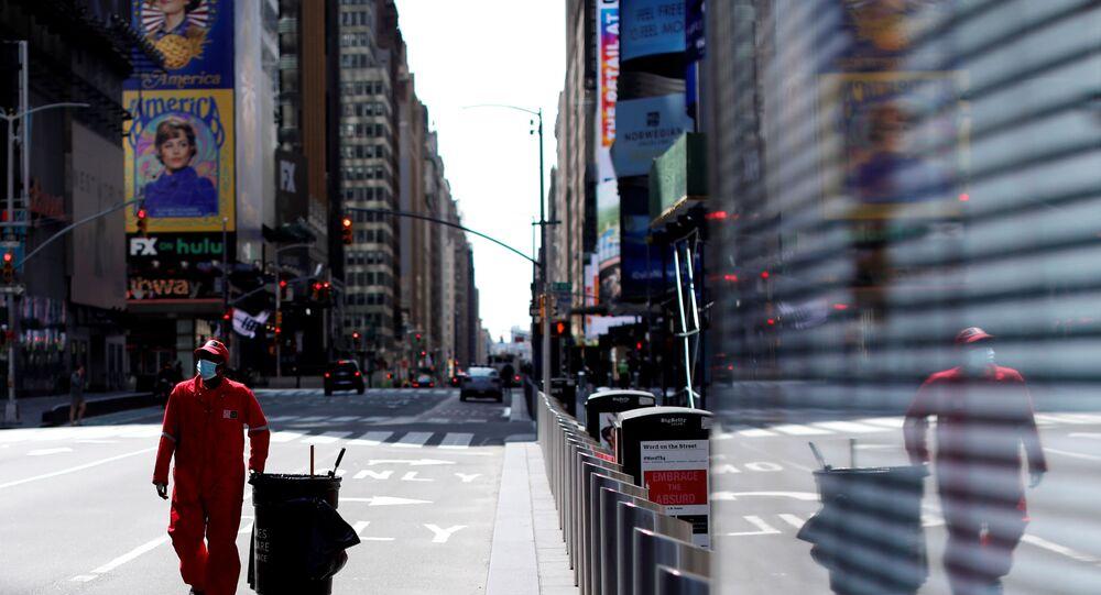 New York pendant le confinement