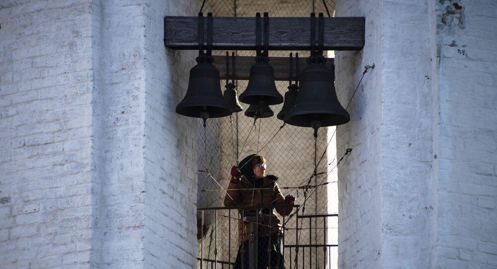 Un sonneur des cloches (archive photo)