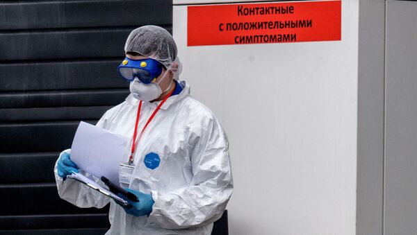 Coronavirus en Russie - Sputnik France