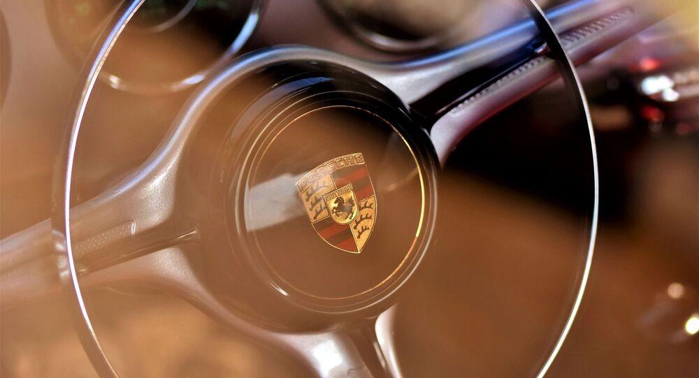 Porsche / image d'illustration