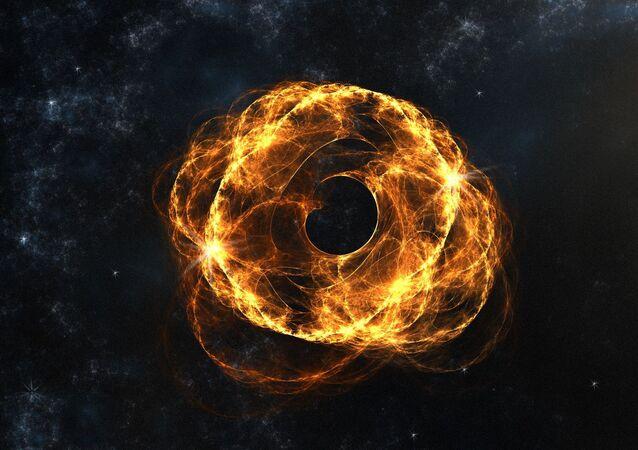 Un univers (représentation créative)