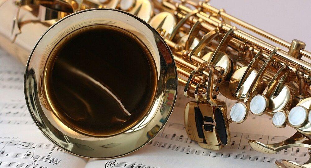Un saxophone (image d'illustration)