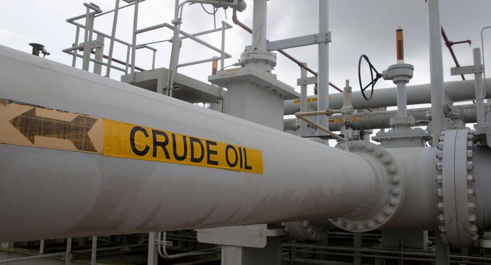 le Strategic Petroleum Reserve à Freeport, Texas