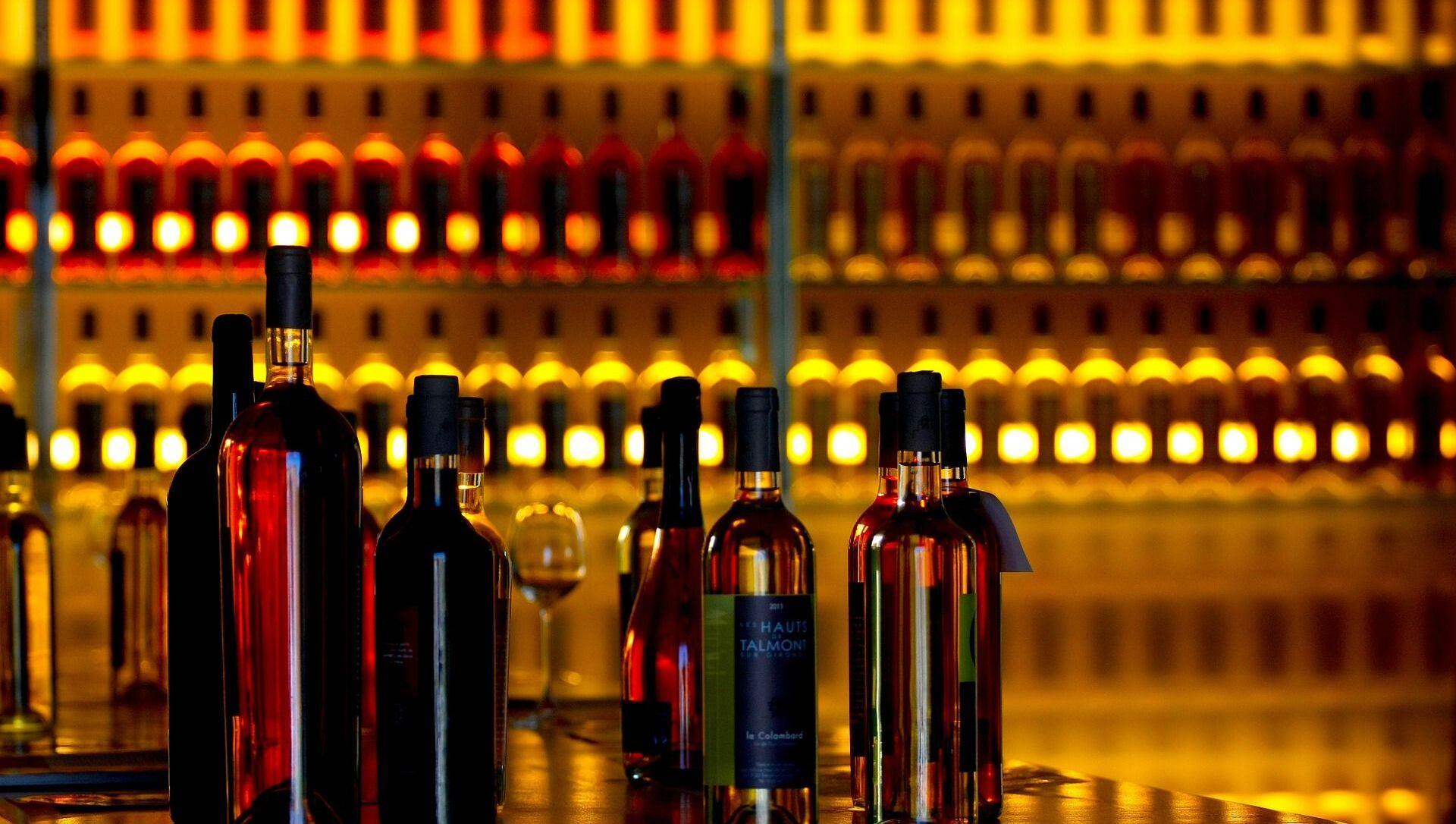 Des bouteilles de vin - Sputnik France, 1920, 08.04.2021