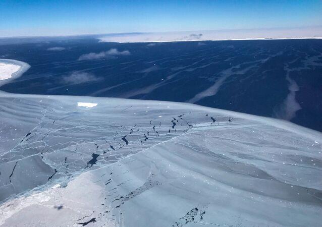 L'iceberg А-68