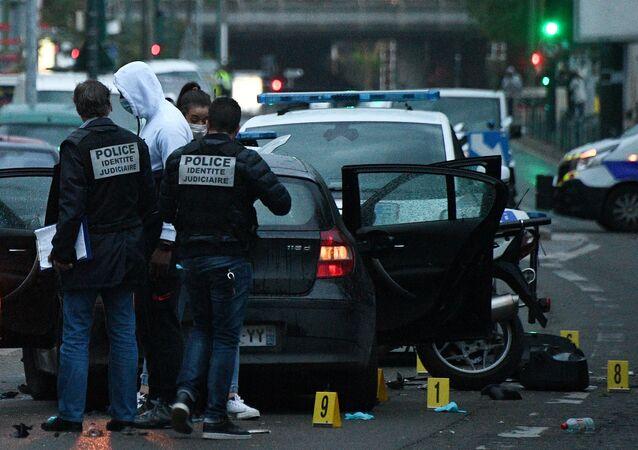 Situation à Colombes après une attaque sur deux policiers
