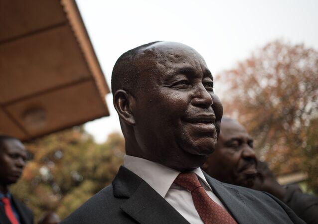 L'ancien Président de la République centrafricaine François Bozizé